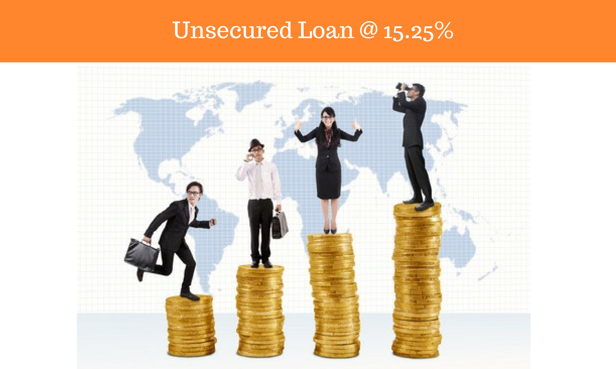 Loan For Self Employed Non-Professionals  at 15.25%