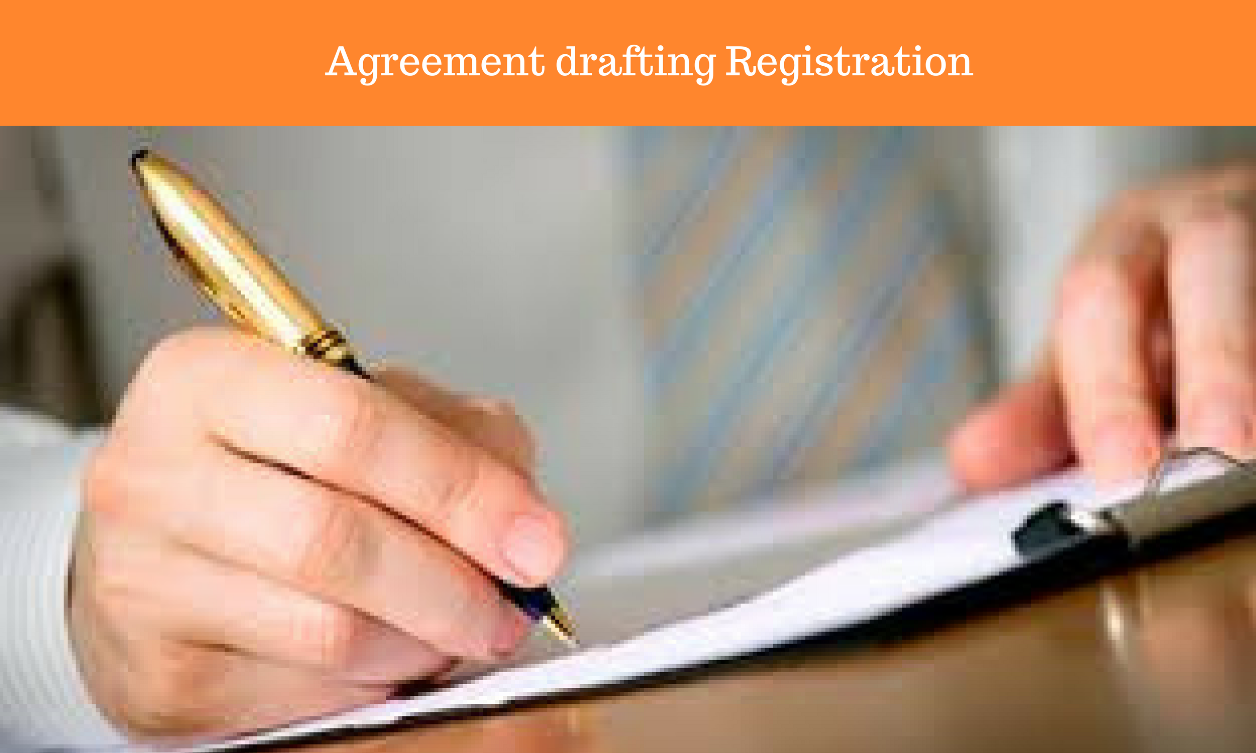 Easy AGREEMENT Drafting