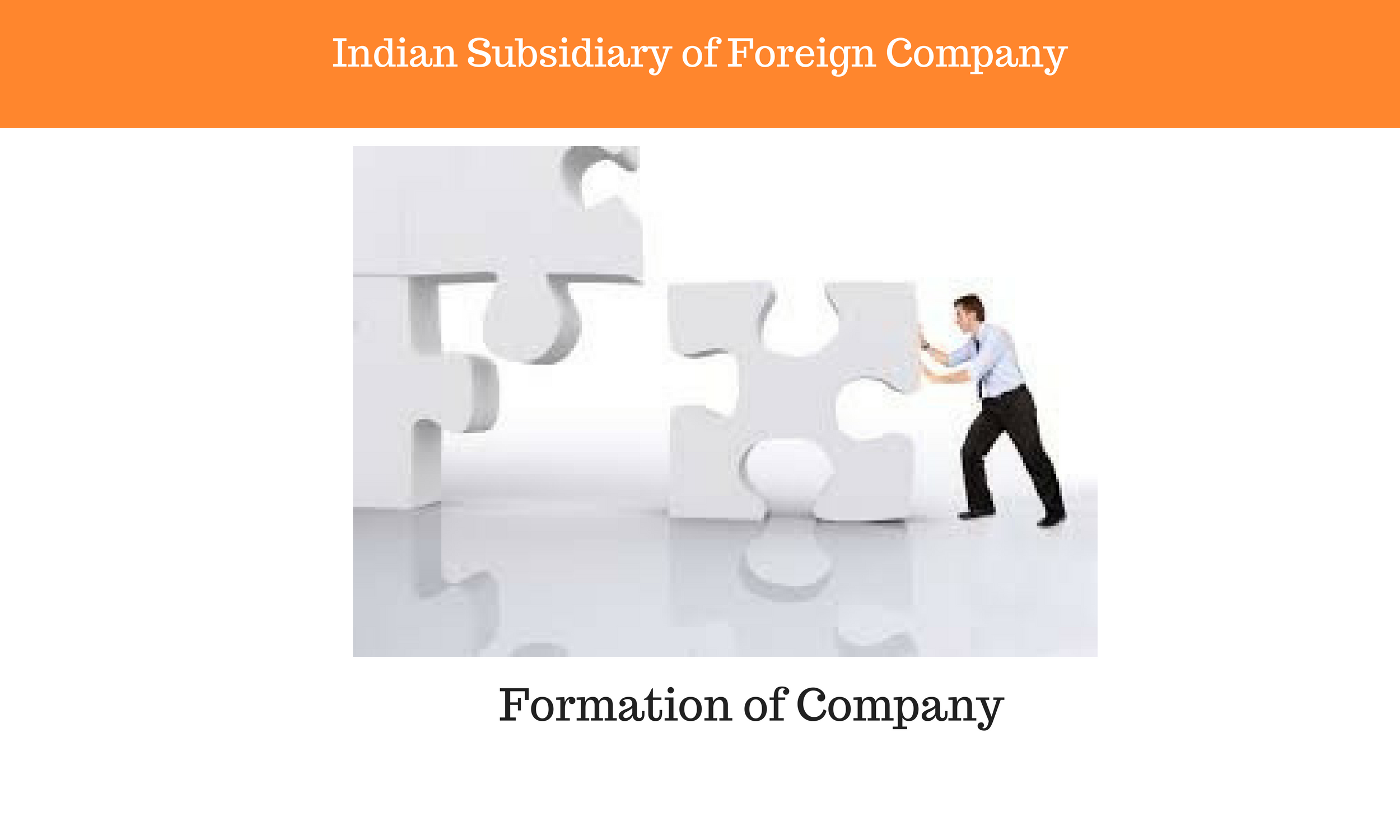 Indian Subsidiary of Foreign Company