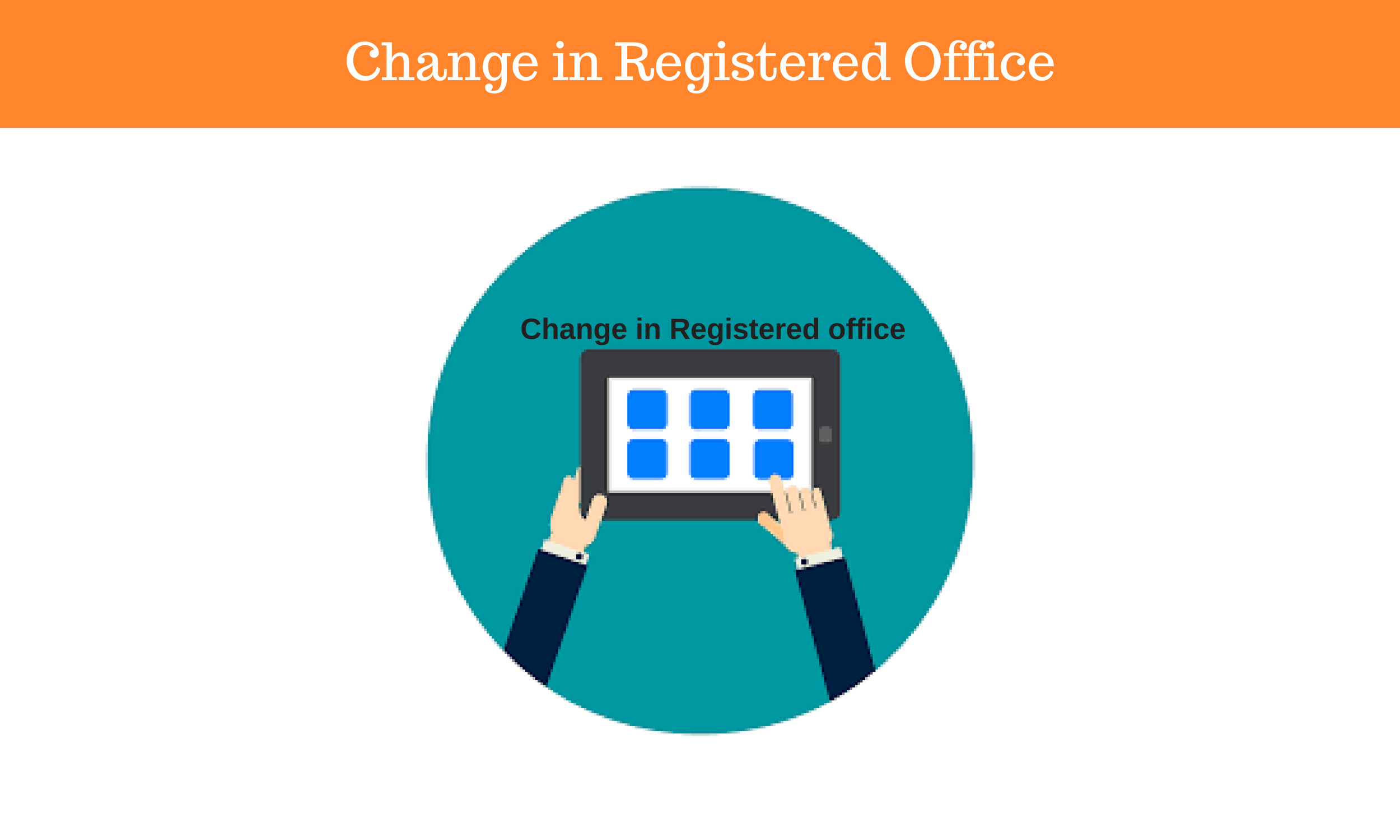 Change in Registered Office